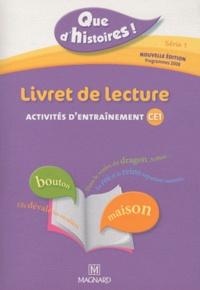 Corridashivernales.be Livret de lecture - Activités d'entraînement CE1, programmes 2008 Image