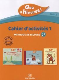 Birrascarampola.it Que d'histoires CP série 2 - Cahier d'activités 1 + Mémo des sons Image