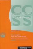 Françoise Halbutier et Marie-Gérard Louis-Philippe - Les comptes de la sécurité sociale - Résultats 2001, prévisions 2002 et 2003.