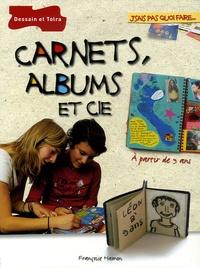Deedr.fr Carnets, albums et Cie Image