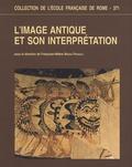Françoise-Hélène Massa-Pairault - L'image antique et son interprétation.