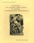 Françoise-Hélène Pairault - Recherches sur quelques séries d'urnes de Volterra à représentations mythologiques.