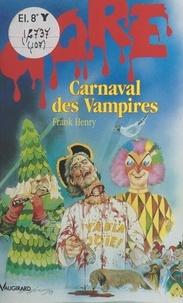 Françoise Henry - Carnaval des vampires.