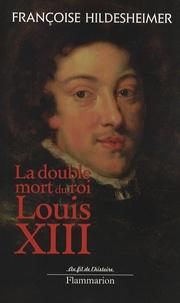 La double mort du roi Louis XIII.pdf
