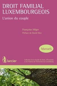 Deedr.fr Droit familial luxembourgeois - L'union du couple Image