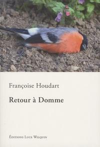 Françoise Houdart - Retour à Domme.