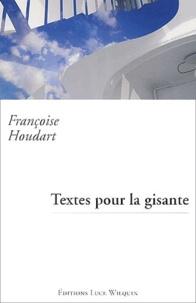 Françoise Houdart - .