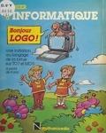 Françoise Huelle - Bonjour LOGO ! - Une initiation au langage de la tortue sur TO7 et MO5.