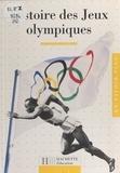 Françoise Inizan et Yann Arthus Bertrand - Histoire des jeux olympiques.