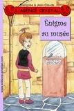 Françoise & Jean-Claude - L'agence Crystal Tome 1 : Enigme au musée.