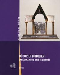 Françoise Jouanneaux - Décor et mobilier - Cathédrale Notre-Dame de Chartres.