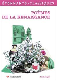 Françoise Joukovsky - Poèmes de la Renaissance.