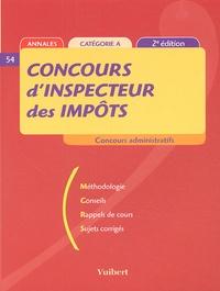 Françoise Juhel - Concours d'inspecteur des impôts.