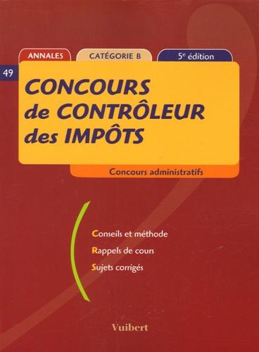 Françoise Juhel - Concours de Contrôleur des impôts.