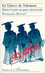 LE GLAIVE DE SALOMON. Histoires de justice aux quatre coins du monde.pdf