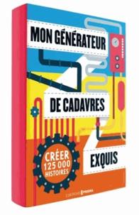 Françoise Kerlo - Mon générateur de cadavres exquis.