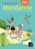 Françoise Lagache et Emeline Berthe - Français CE2 Cycle 2 Mandarine - Manuel élève.