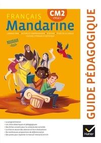 Françoise Lagache - Français CM2 Cycle 3 Mandarine - Guide pédagogique.