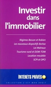 Françoise Lagre - Investir dans l'immobilier.