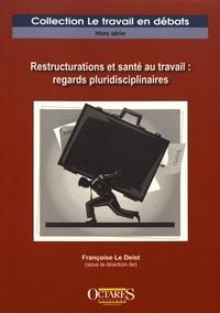 Histoiresdenlire.be Restructurations et santé au travail : regards pluridisciplinaires Image