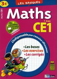 Françoise Lemau et Marie-Christine Olivier - Français-Maths CE1 - Pack 2 volumes.