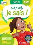 Françoise Lemau et Bernard Fortin - Maths CM1 Ca y est, je sais !.