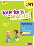 Françoise Lemau et Bernard Fortin - Tous forts en Maths ! CM1.