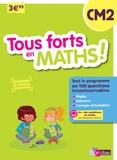 Françoise Lemau et Bernard Fortin - Tous forts en Maths ! CM2.