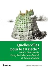 Blackclover.fr Quelles villes pour le 21e siècle ? Image