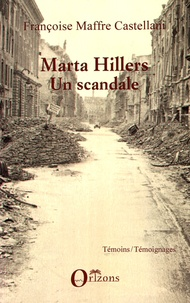 Deedr.fr Marta Hillers - Un scandale Image