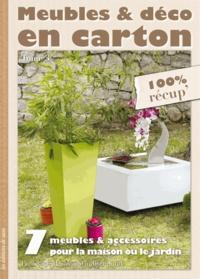 Meubles & déco en carton - Tome 3, Salons de jardin intérieur et extérieur.pdf