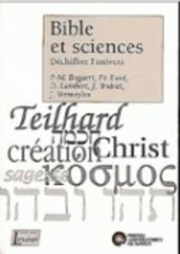 Françoise Mies - Bible et sciences - Déchiffrer l'univers.