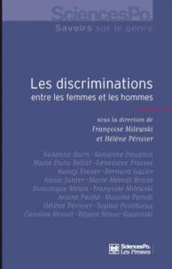 Françoise Milewski et Hélène Périvier - Les discriminations entre les femmes et les hommes.