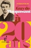 Françoise Mobihan - Guy de Maupassant à 20 ans - Les débuts de Bel-Ami.