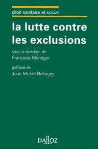 Françoise Monéger - La lutte contre les exclusions.