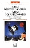 Françoise Monnoyeur - Infini des philosophes, infini des astronomes.
