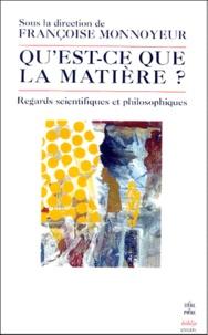 Quest-ce que la matière ? Regards scientifiques et philosophiques.pdf