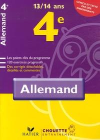 Françoise Munoz - Allemand 4e - 13-14 Ans.