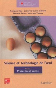 Science et technologie de loeuf - Volume 1, Production et qualité.pdf