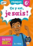 Françoise Nicolas - Français 6e Ca y est, je sais !.