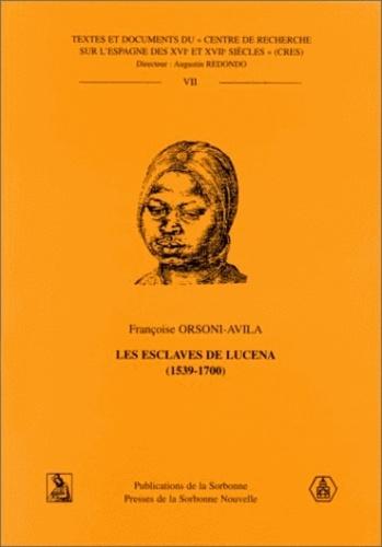 Françoise Orsoni-Avila - .