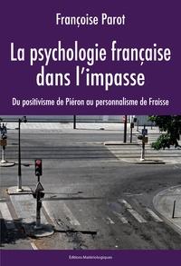 Goodtastepolice.fr La psychologie française dans l'impasse - Du positivisme de Piéron au personnalisme de Fraisse Image