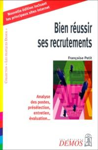 Deedr.fr Bien réussir ses recrutements. Analyse des postes, présélection, entretien, évaluation... Image