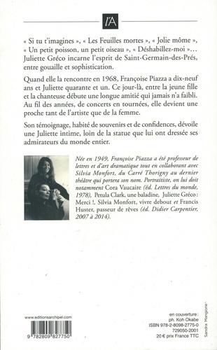 Juliette Gréco. Entrer dans la lumière