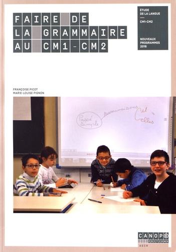 Faire De La Grammaire Au Cm1 Cm2