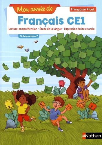 Francais Ce1 Mon Annee De Francais Fichier Eleve 2 Grand Format