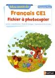 Françoise Picot - Français CE1 Mon année de français - Fichier à photocopier.