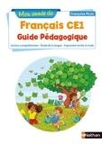 Françoise Picot - Français CE1 Mon année de français - Guide pédagogique.