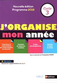 Accentsonline.fr J'organise mon année Cycle 3 Image