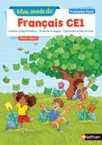 Françoise Picot - Mon année de francais CE1 - Fichier élève 1.